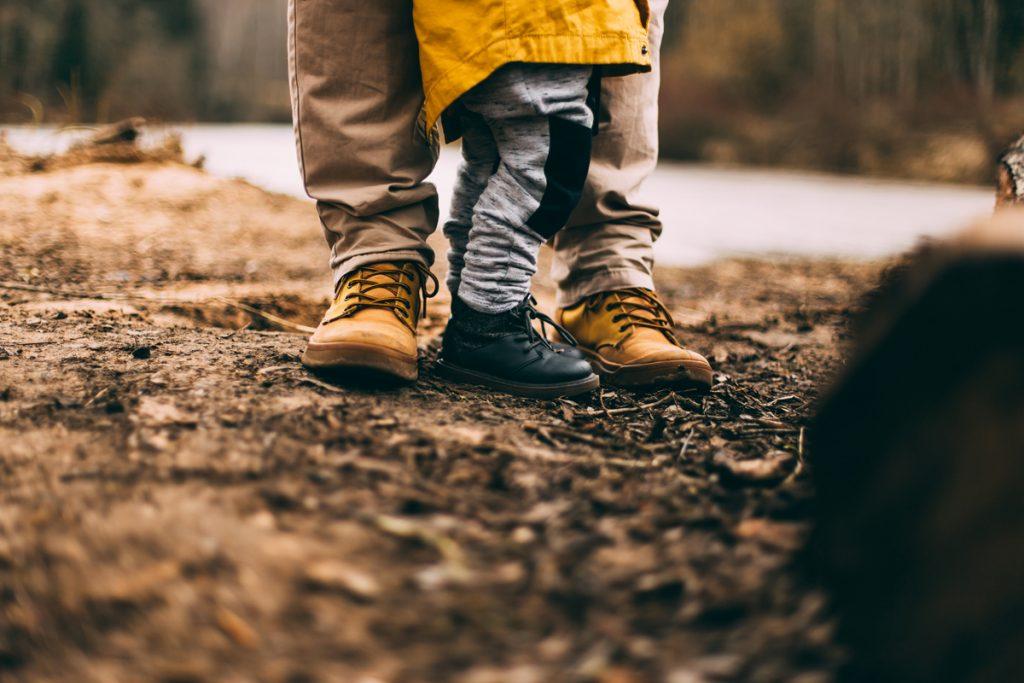 genitore e figlio
